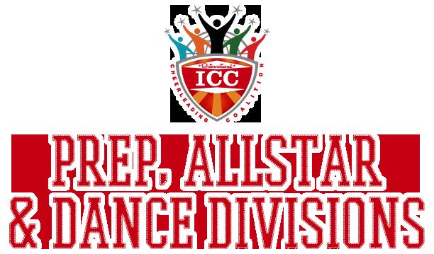 Prep Allstar Dance Divisions