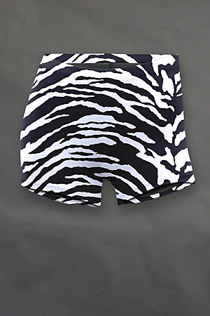 Zebra Print Spanky Bottoms